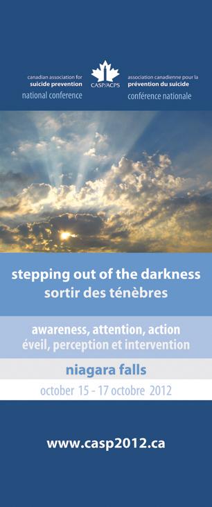 Canadian Association for Suicide Prevention (CASP 2012)