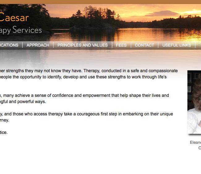 Eleanor Caesar Psychotherapy